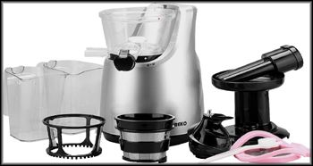 O-Breko Slow Masticating Cold Press Juicer Review