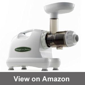 Omega J8004 masticating Juicer Review