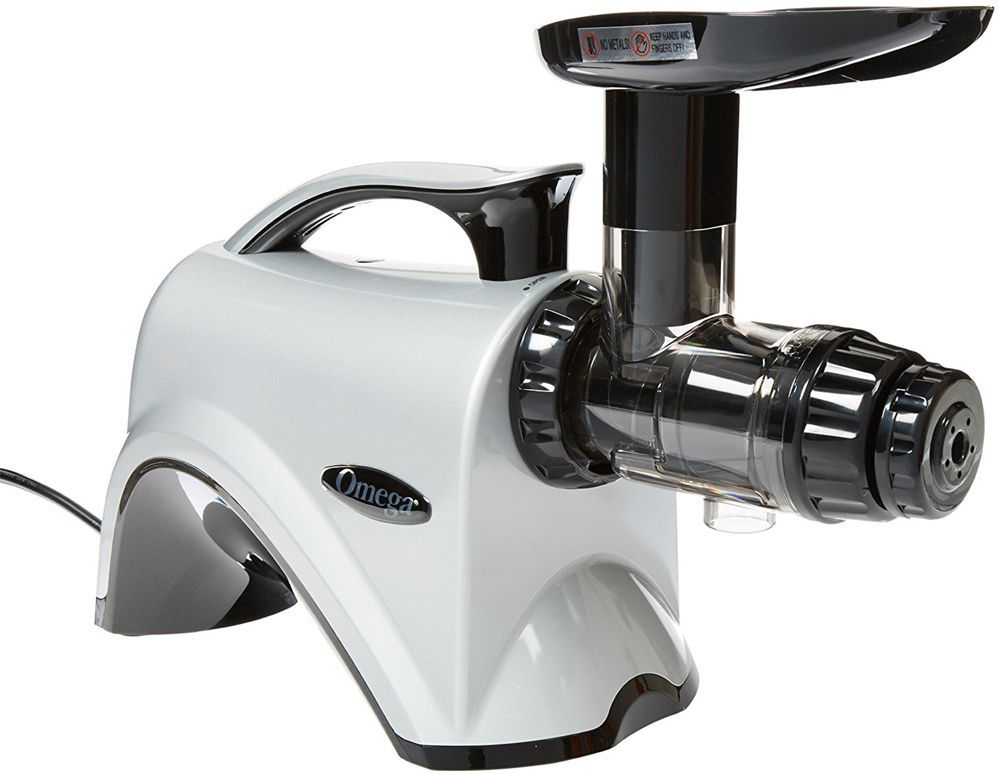 Omega NC800 HDS 5th Generation Masticating Juicer