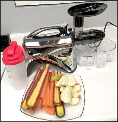Omega NC900HDC Nutrition Center 6th Generation Masticating Juicer Review
