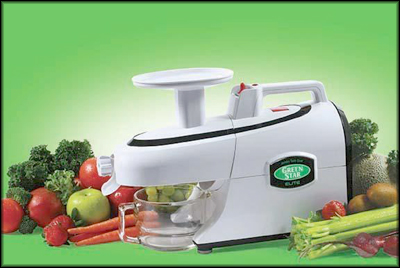 Tribest Green Star Elite GSE 5000 Jumbo Juice Extractor Review
