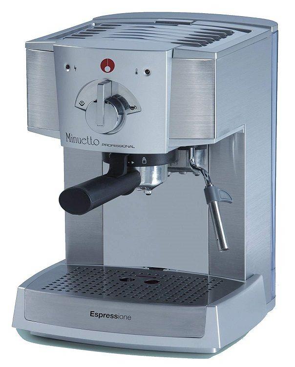 Espressione-Ariete Café Minuetto Professional Thermoblock Espresso Machine