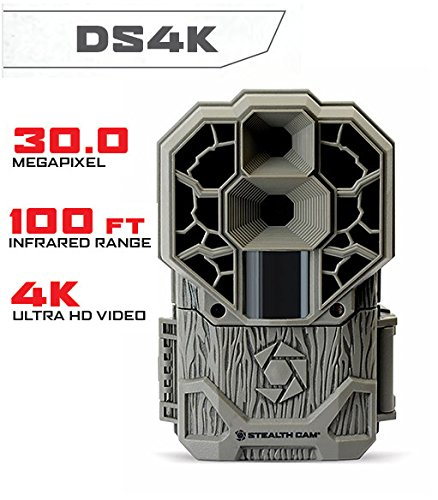 Stealth-Cam-Dual-Sensor-STC-DS4K-Camera-30-Megapixel-4K-Ultra-HD-Video