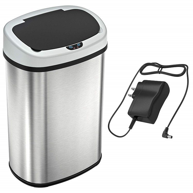 High Power Adapter Auto Trash Can by SensorCan