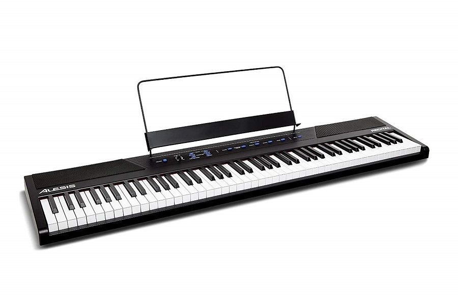 Alesis Recital 88-Key Beginner Digital Piano