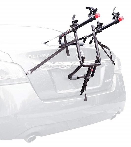 Allen Sports-Deluxe Trunk-Mount 2 Bike Rack