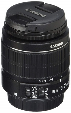 Canon EF-S 18-55mm f/3.5-5.6 IS II SLR