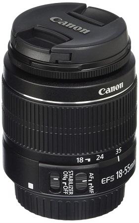 Canon EF-S 18-55mm f/3.5-5.6 IS II SLR