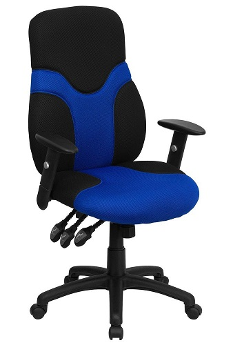 Ergonomic High-Back Mesh Task Chair