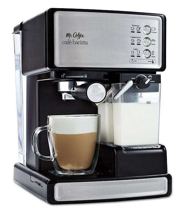 Mr. Coffee Café Barista Premium Espresso