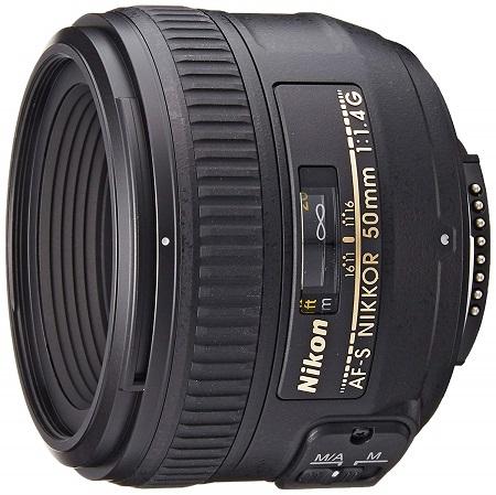 Nikon 50mm f/1.4G SIC SW Prime AF-S Nikkor