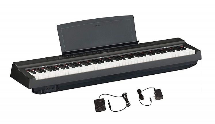 Yamaha P125 88-Key Weighted Action Digital Piano