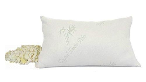 Adjustable Shredded Memory Foam Bamboo Pillow