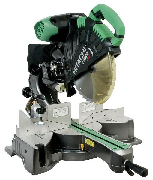 Hitachi C12RSH Compound Miter Saw
