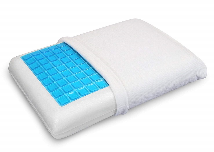 PharMeDoc Memory Foam Pillow