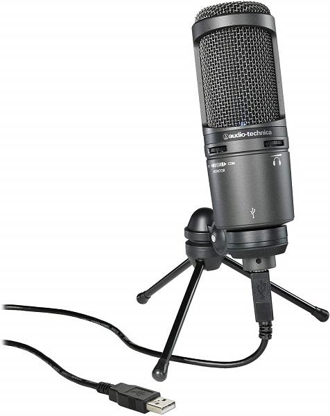 Audio-Technica AT2020USB +
