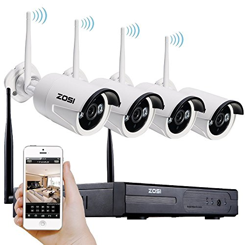 ZOSI outdoor security camera